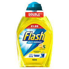 Flash <b>Multi Surface Concentrated Cleaner Lemon</b>