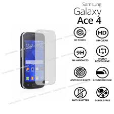 Samsung Galaxy ACE 4 Tempered Glass ...