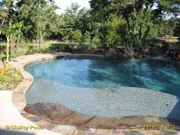 beach entry swimming pool designs. Modren Pool Beach Custom Swimming Pools Claffey On Entry Pool Designs R