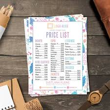 Sign Pricing Guide Free