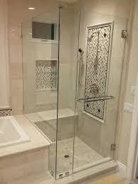 seamless glass shower shower doors shower glass ca frameless sliding glass shower doors cost