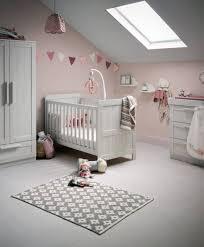 gray nursery furniture. Atlas Cot Bed 3 Piece Nursery Furniture Set - Nimbus White | Mamas \u0026 Papas Gray C