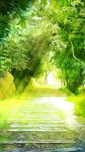 Green Wallpaper Nature Iphone
