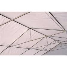 32x20 Frame 32 X 20 Heavy Duty White Party Tent Canopy