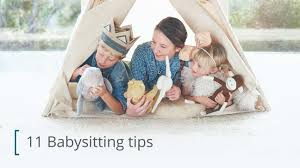 Fun Babysitting Ideas How To Be A Good Babysitter 11 Tips