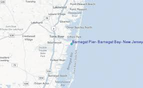 Barnegat Pier Barnegat Bay New Jersey Tide Station