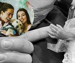 Por ser prematuro, o bebê teve de ser encaminhado para a uti neonatal de um. Lpcfaqpxpjmxem