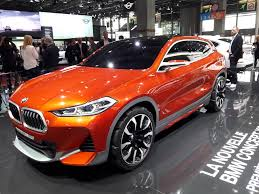 Coupe Series bmw x2 2016 : 2016 Paris Motor Show: 7 Best Cars and Concepts From France