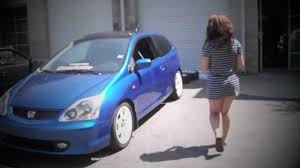 Jennifer's 2004 Honda Civic Si x StreetLightz - YouTube
