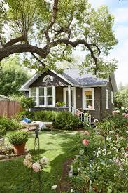 Brown Backyard Cottage