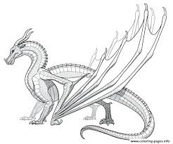 Realistic Coloring Pages Of Dragons Dragon Page Head Hard Acnee