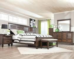 Burnished Oak King Four Piece Bedroom Set Sets Price Busters ...