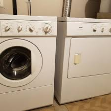 kenmore front load washer. Kenmore Front Load Washer And Dryer Set S