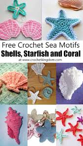 Seashell Crochet Pattern