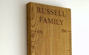Personalised Height Chart Height Chart Makemesomethingspecial Com