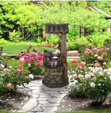 Water Well Fountain with Tiering Bucket – Fountainist