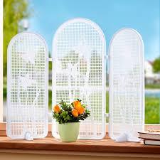 Amazonde Unbekannt Mini Sichtschutz Blumen Sichtschutz Mit