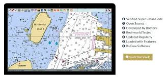 Fugawi Com Charts Now Available On Opencpn Boat With Odu
