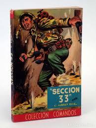 colección comandos 243. sección 33 (c. aubrey r - Buy Pulp Comics at  todocoleccion - 104056995