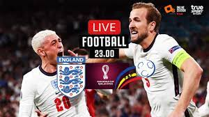 🔴 LIVE FOOTBALL : อังกฤษ 4-0 อันดอร์ร่า ฟุตบอลโลก 2022 รอบคัดเลือก โซนยุโรป  พากย์ไทย 5-9-64 - YouTube