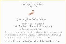Free Baby Shower Registry Cards Template Of Baby Shower