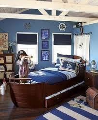 pirate bed trundle by pottery barn kids love the fact that it has a trundle bed for sleep overs find this pin and more on kids bedroom decorating ideas