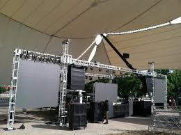 diy portable stage small lighting truss special event truss v71 truss
