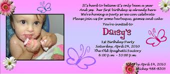 customized fl nd birthday party invitation wording ideas fabulous first birthday party invitation message