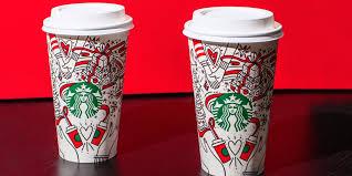 starbucks christmas cups. Interesting Starbucks On Starbucks Christmas Cups A