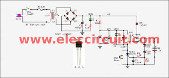automatic battery charger circuit simple automatic battery charger circuit