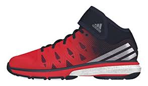 adidas volleyball shoes. adidas men\u0027s energy volley boost mid volleyball shoes red size: 7