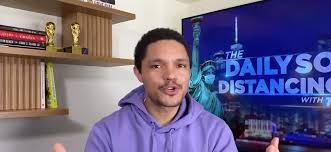 He was just very cool. Trevor Noah Reviews The Biden Inauguration As America Got A New Dad Deadline