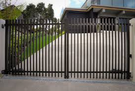 modern metal fence design. Modern Metal Fence Design O