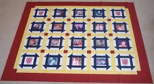 Val's Quilts - Ken's Memory Quilt &