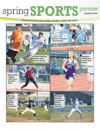 lynden sheet metal spring sports preview 2018 by lynden tribune issuu