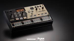 NAMM 2019: представлен мощный перкуссионный <b>синтезатор</b> ...