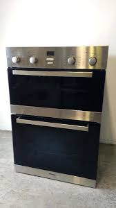 staless miele double oven for miele double oven
