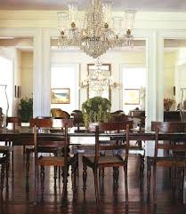 rectangular dining chandelier room same with rattan chairs modern rect