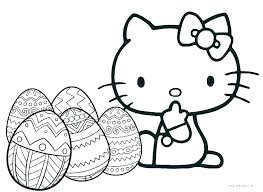 Hello Kitty Coloring Pages To Print Free Hello Kitty Coloring Pages