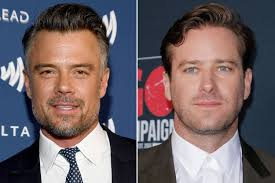 We can confirm that armie hammier is the. Josh Duhamel May Replace Armie Hammer In Shotgun Wedding Movie