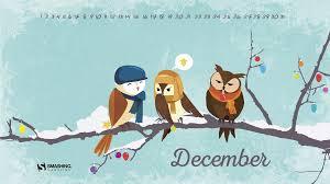 december 2014 background. Modren December The Three Owls U201c With December 2014 Background C