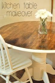 Kitchen Table Paint Kitchen Table Painting Ideas Miserv