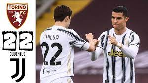 Torino vs Juventus 2-2 Highlights