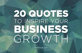 Business Quote Magnificent 48 Quotes To Inspire Your Business Growth