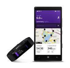 Microsoft Fitness Tracker Microsoft Dives Head First Into Health With 199 Fitness