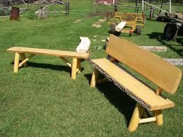 Log Bedroom Furniture Sets Natural Unfinished Log Furniture Ideas To Make Your Home Rustic