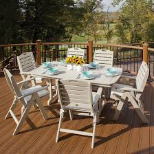 POLYWOOD  Patio Dining Furniture  Patio Furniture  The Home DepotReviews Polywood Outdoor Furniture