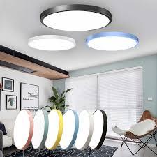 Smart PIR Motion Sensor <b>Night Light Modern Led</b> Ceiling Lights ...