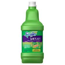 wetjet 42 oz original gain scent multi purpose floor cleaner refill