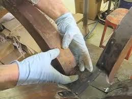 repairing a table s broken leg thomas